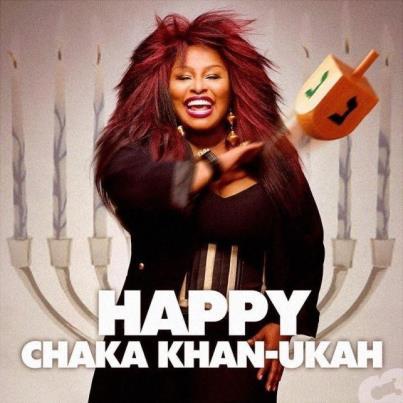 happy chaka khan