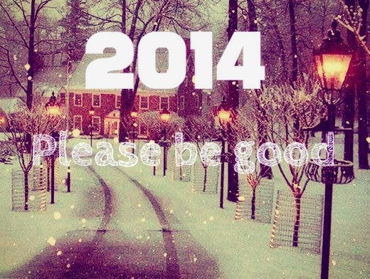 new year quote 2014 please be good-f28894