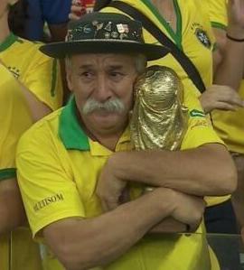 sad brazil