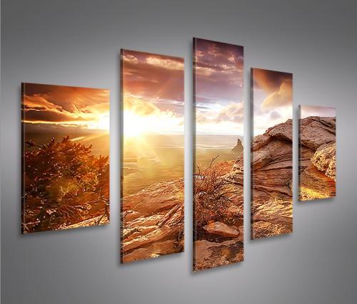 arizona-usa-mf-5-bilder-auf-leinwand-wandbilder