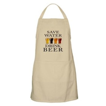 save_water_drink_beer_apron