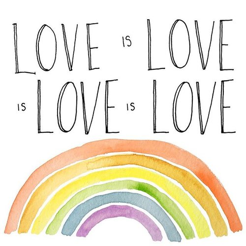 love is rainbow